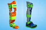 膝踝活動式矯形器KAF204